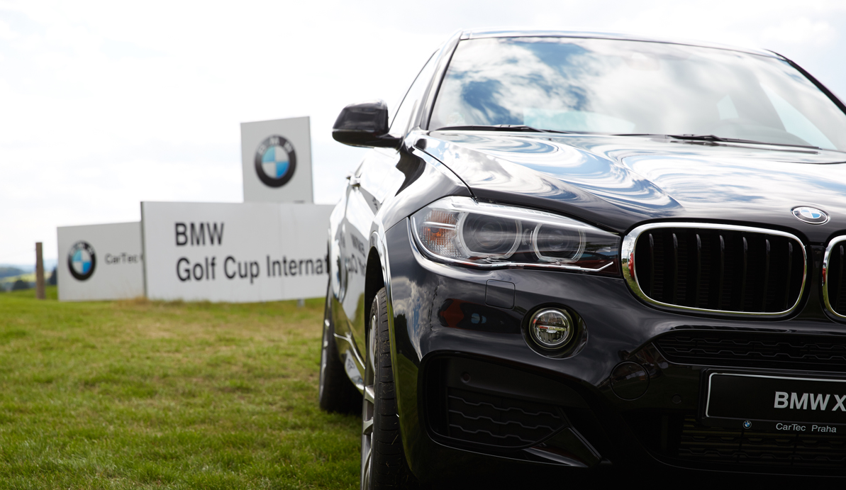BMW Golf Cup International 2015 - CarTec Praha