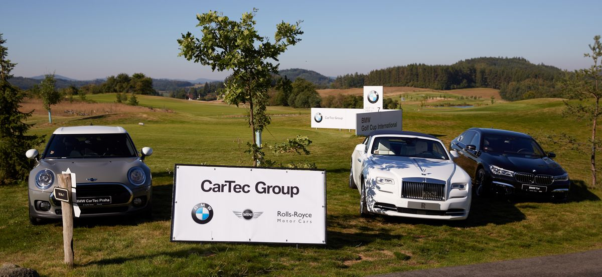 BMW Golf Cup International 2016 - CarTec Praha
