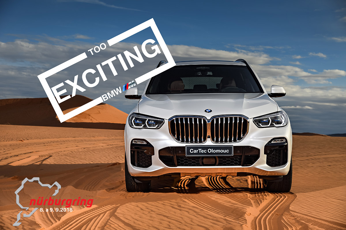 BIG BOSS IS BACK. BMW X5