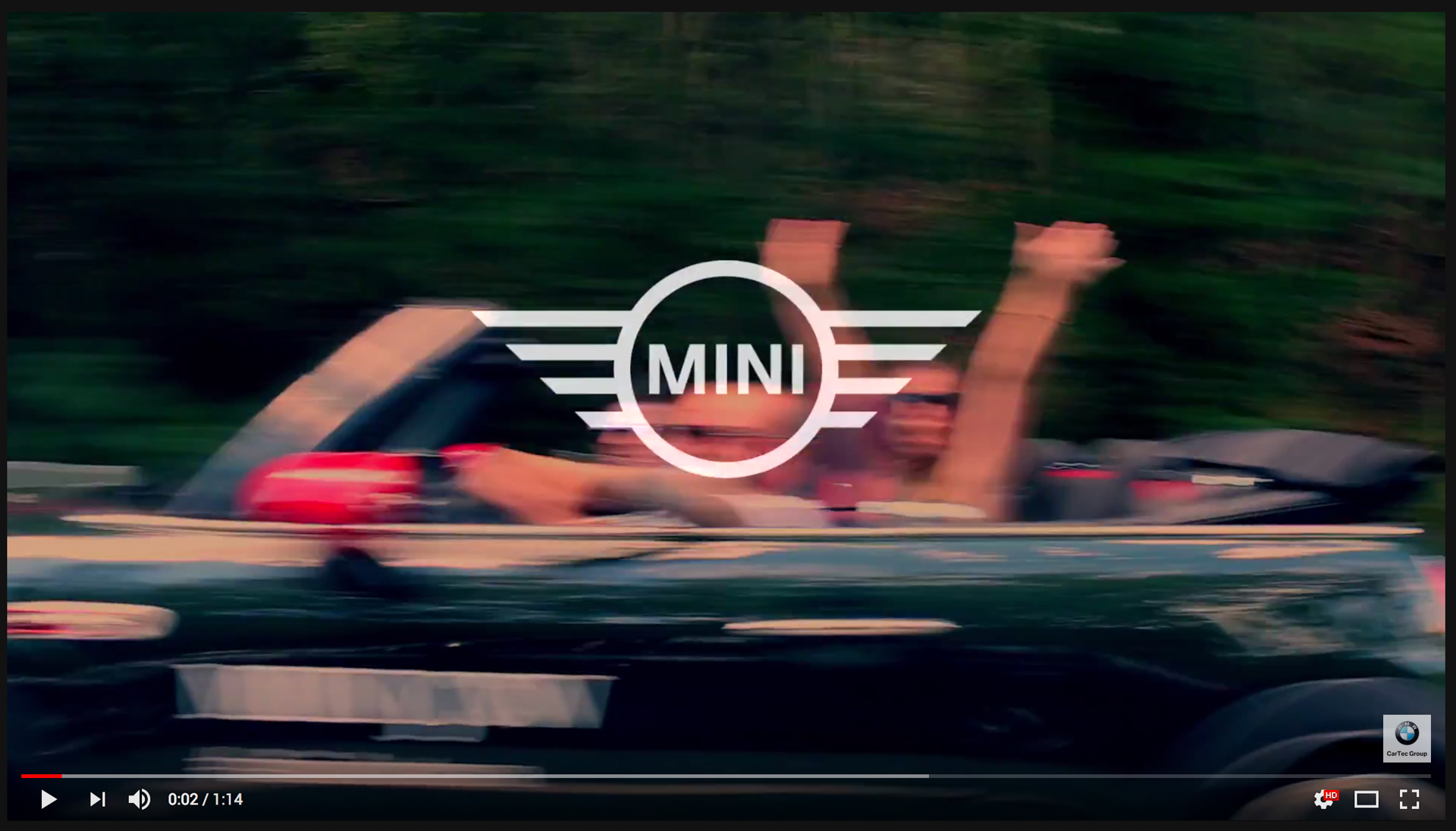 MINI ROADSHOW