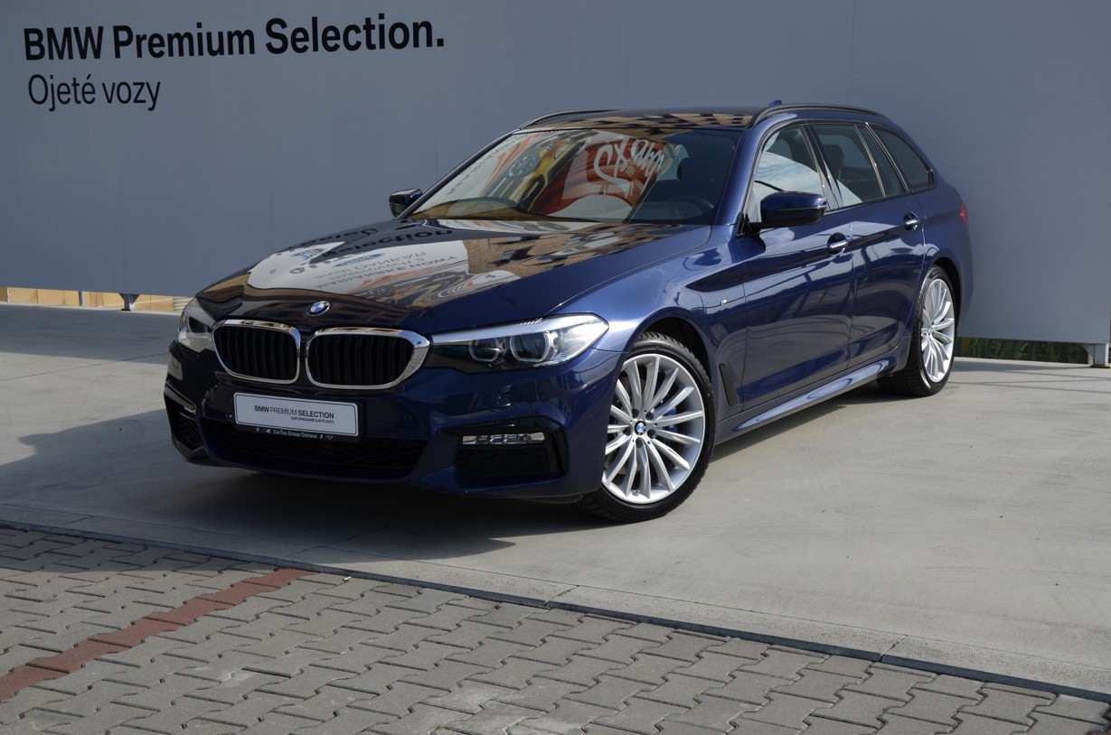 BMW 530d xDrive Touring 195kw