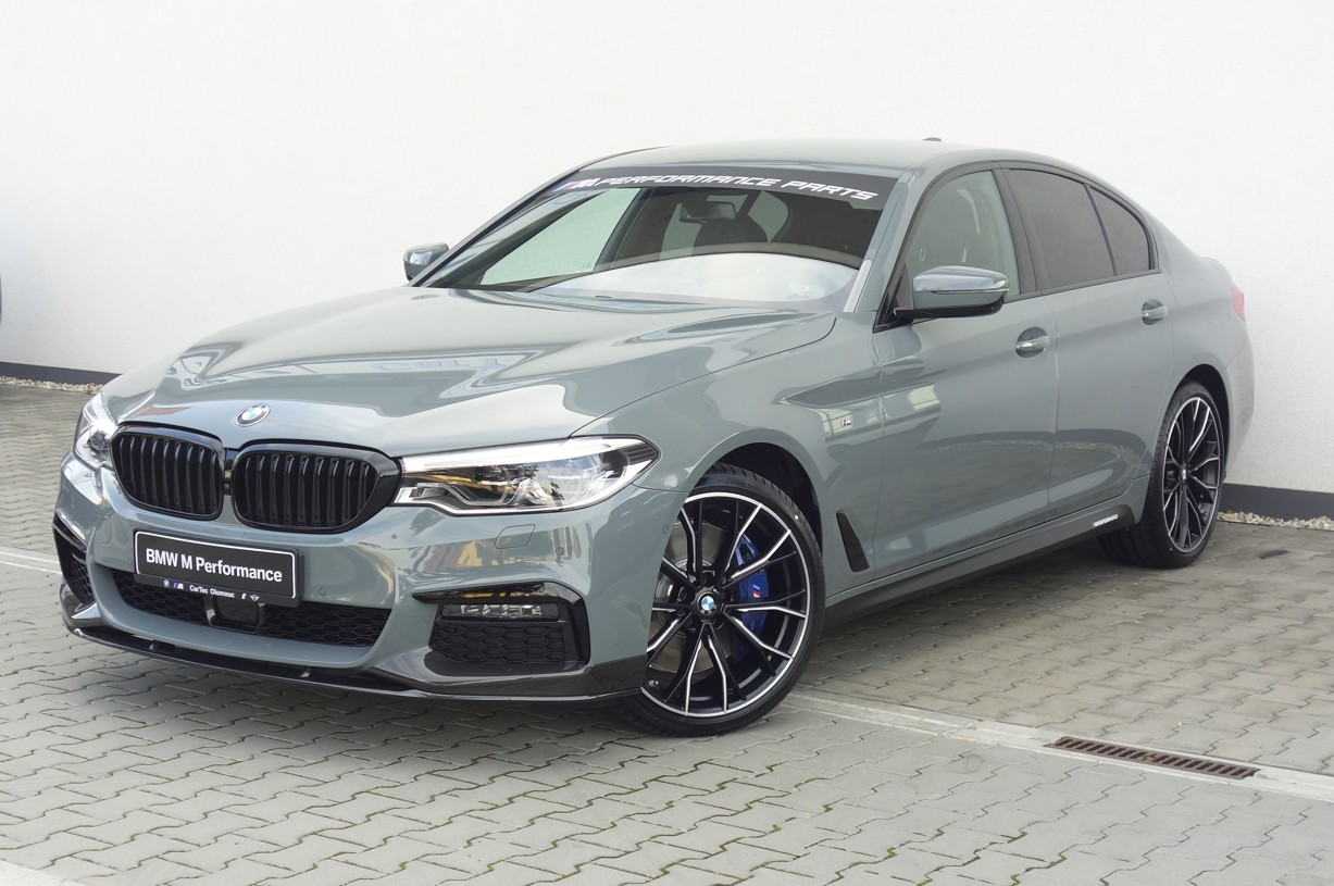BMW 540i xDrive Limousine M Performance
