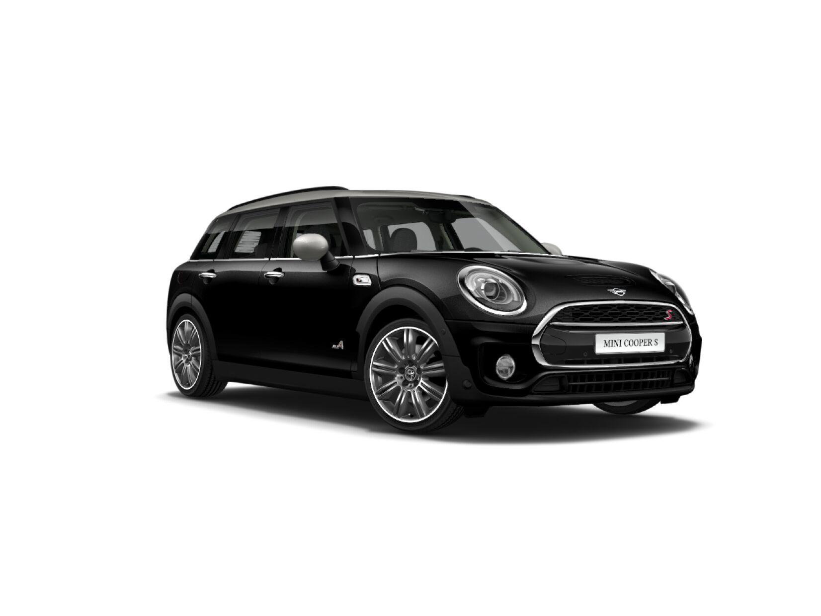 MINI Cooper S ALL4 Clubman (AT)