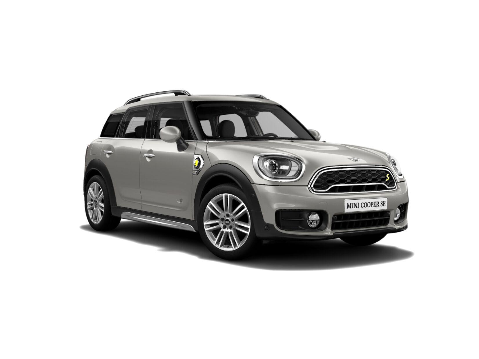 MINI Cooper S E All4 Countryman - hybrid
