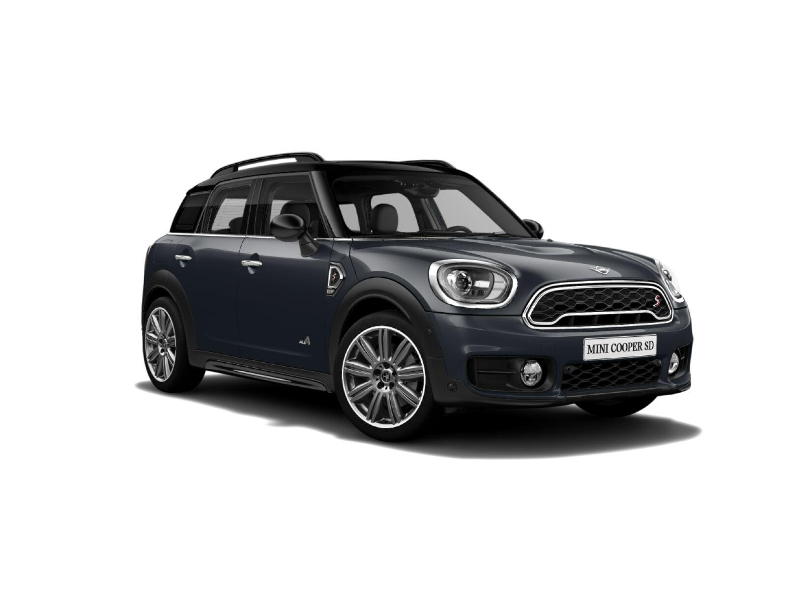 MINI Cooper SD ALL4 Countryman (AT)