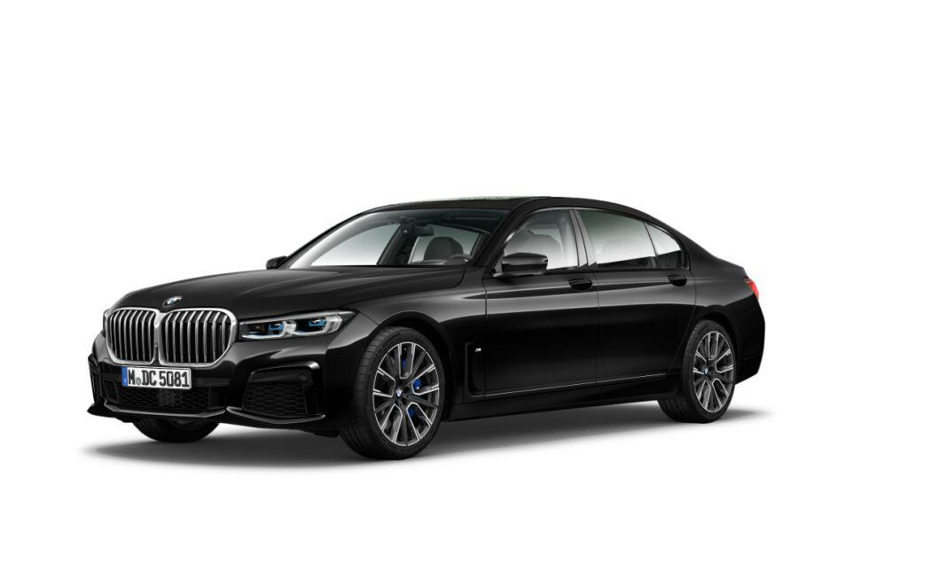 BMW 750Ld xDrive Sedan