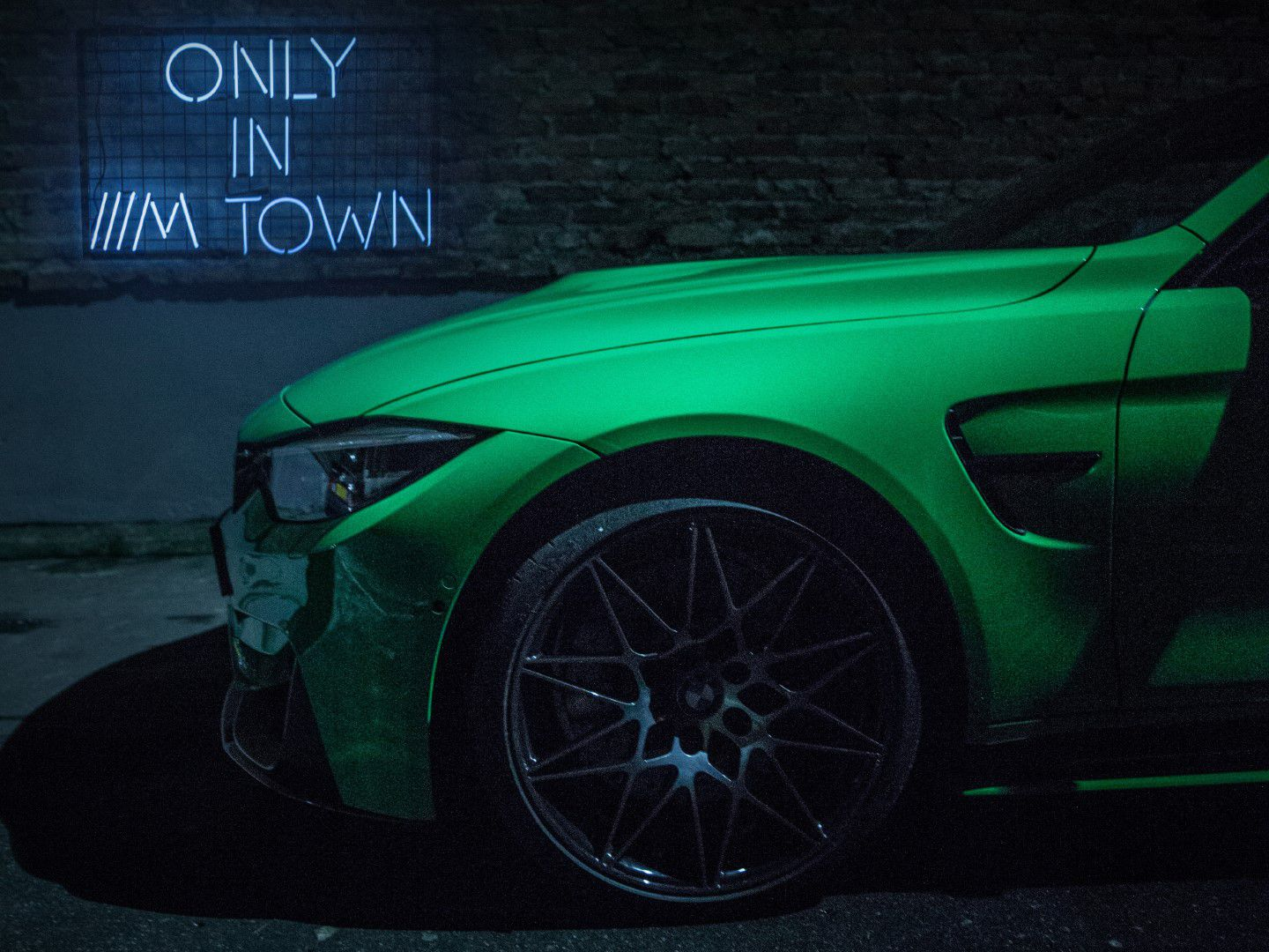 ///M TOWN | BMW M TOWN jedna noc | TOO MUCH is just right | CarTec Group