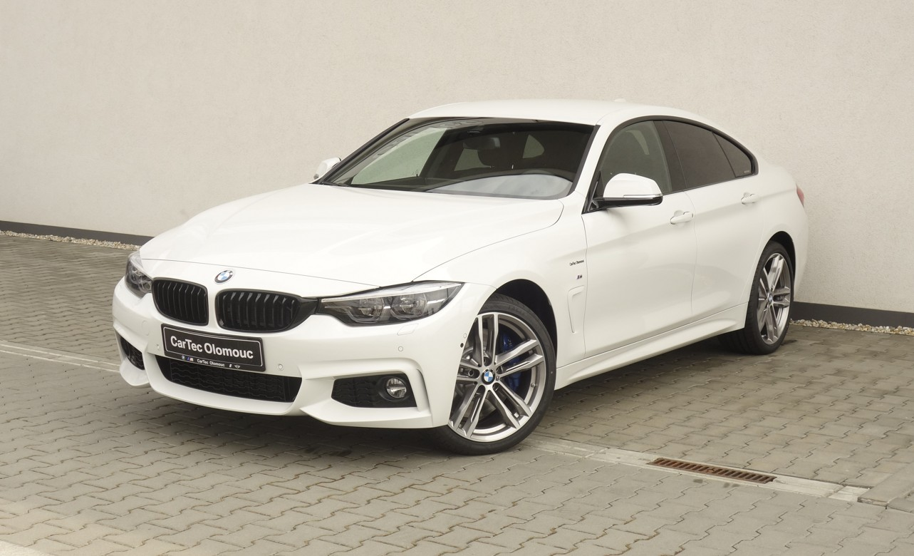 BMW 440i xDrive Gran Coupé Model M Sport