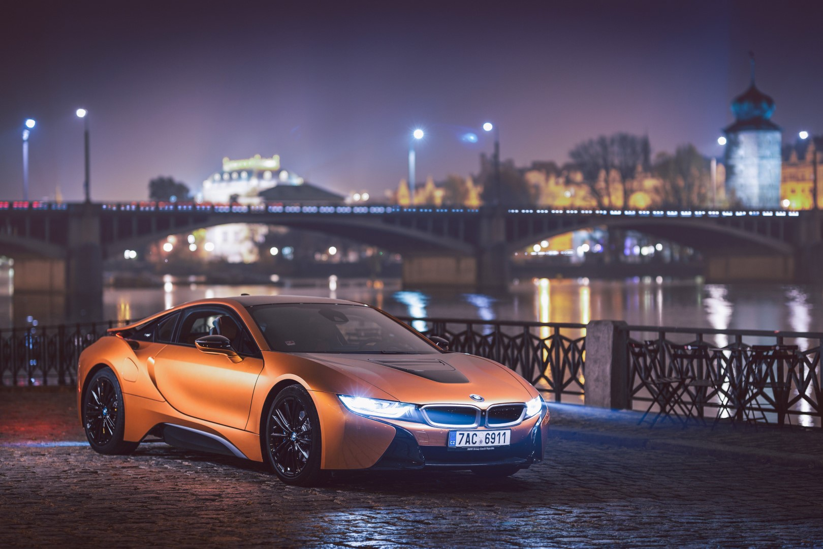 THE LAST DAY OF MERCEDES | BMW I8 ROADSTER