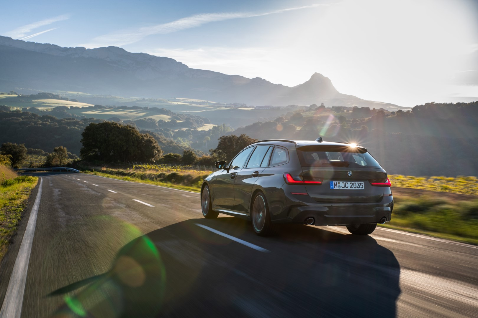 BMW řady 3 Touring | Model M Sport