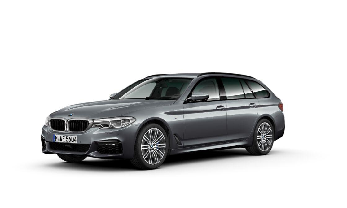 BMW 540d xDrive Touring