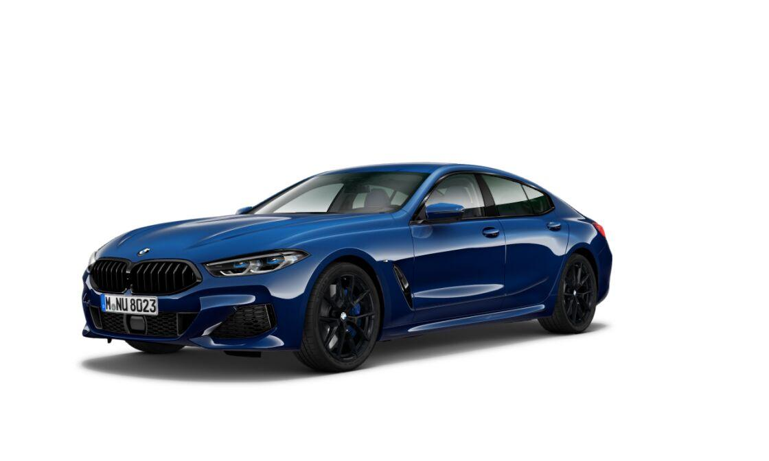 BMW 840d xDrive Gran Coupé