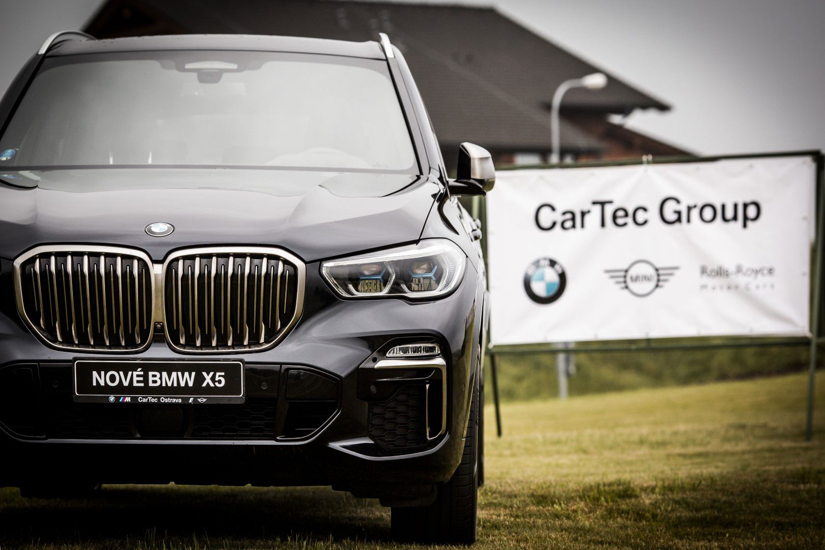 BMW CARTEC GOLF CUP