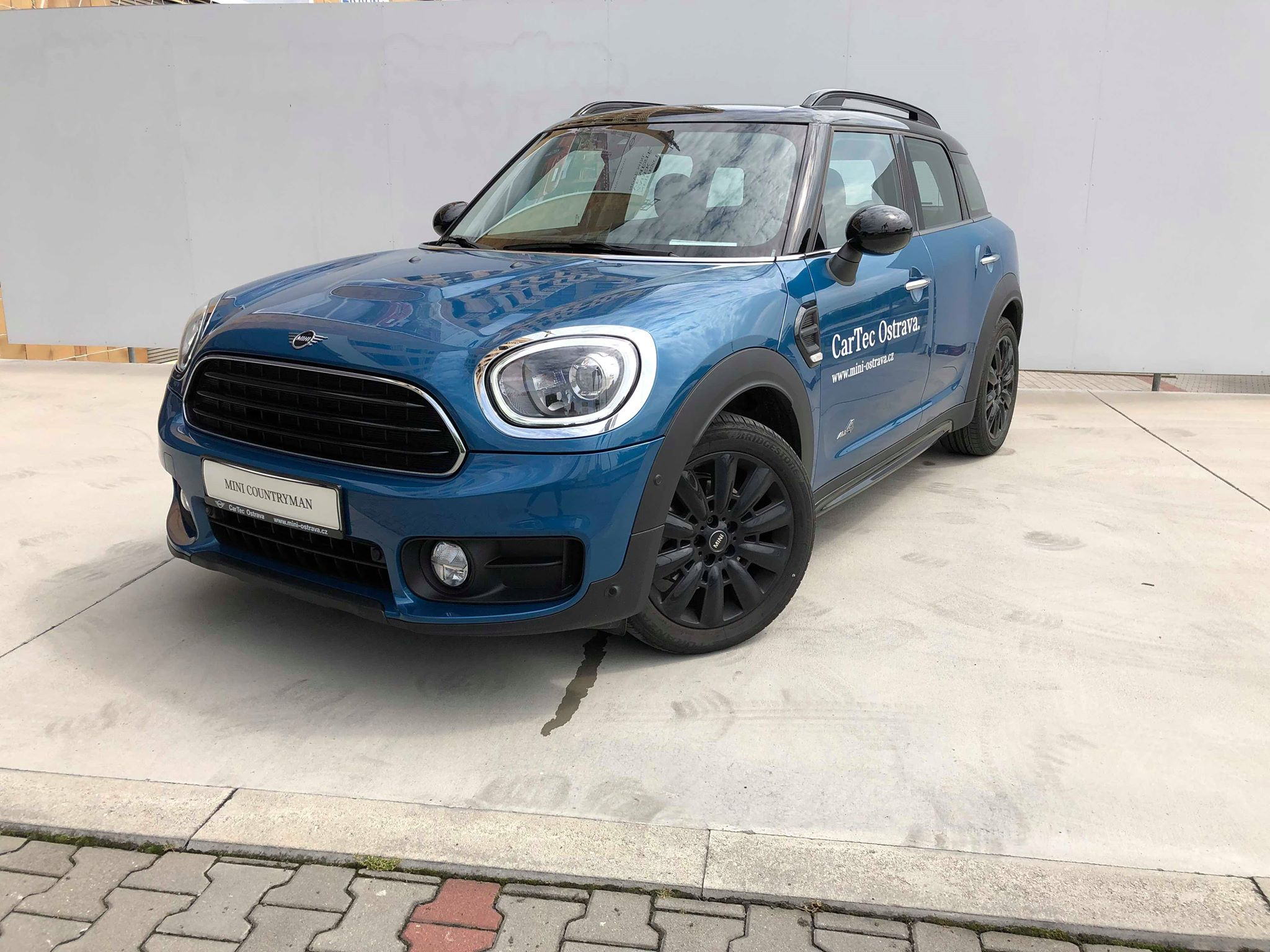 MINI Cooper D ALL4 Countryman (AT)
