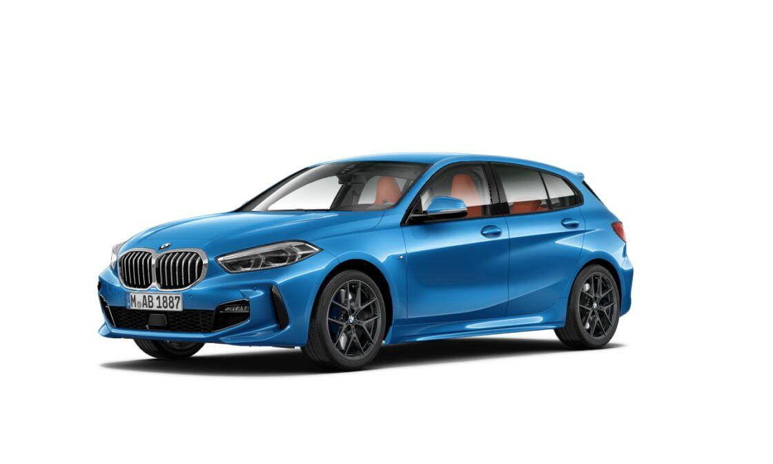 BMW 120d xDrive Hatch