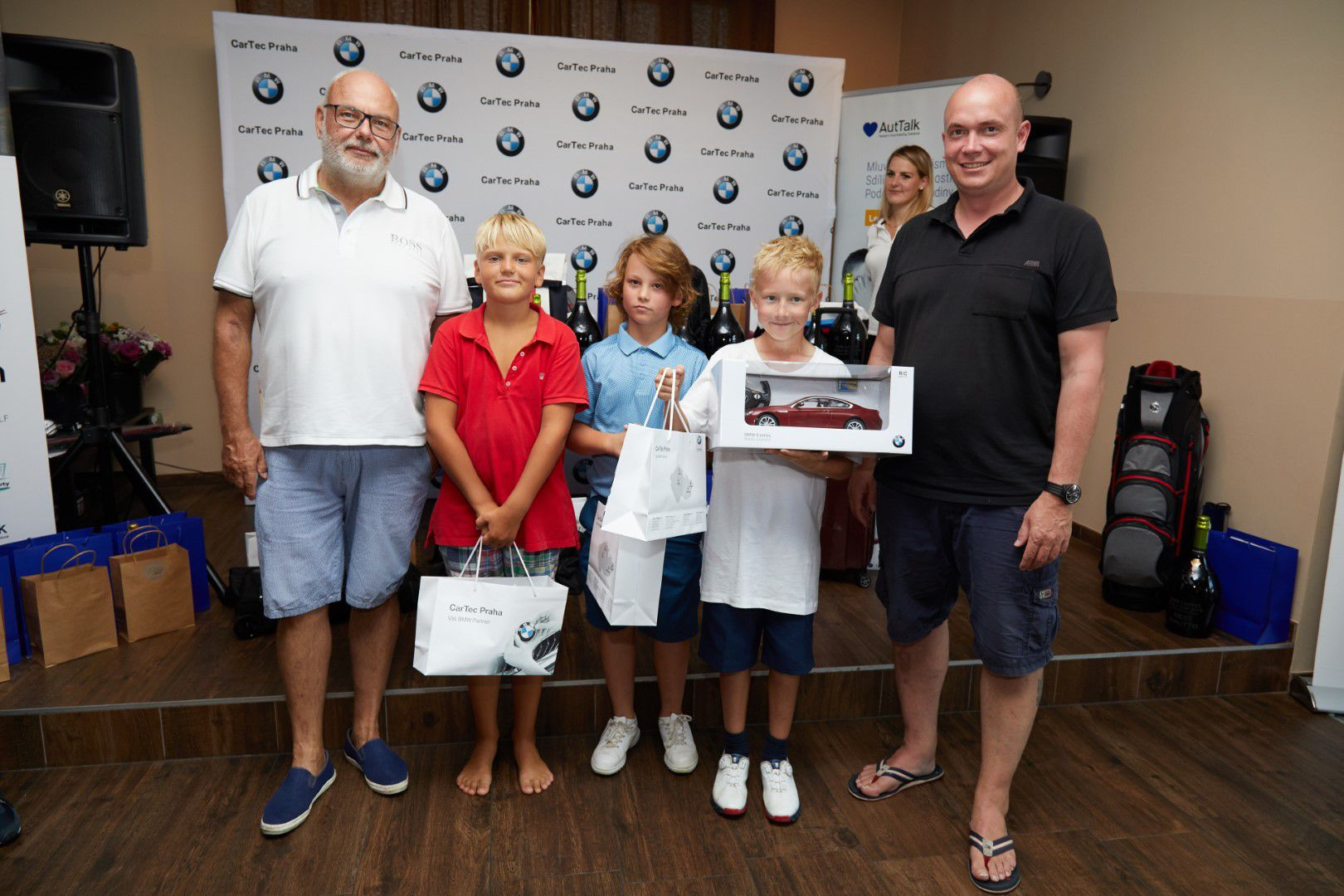 BMW Cartec Golf Cup Pyšely 2019