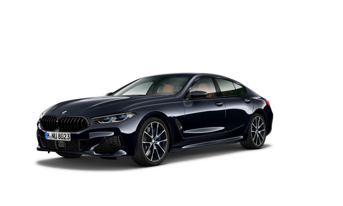 BMW 840i xDrive Gran Coupé