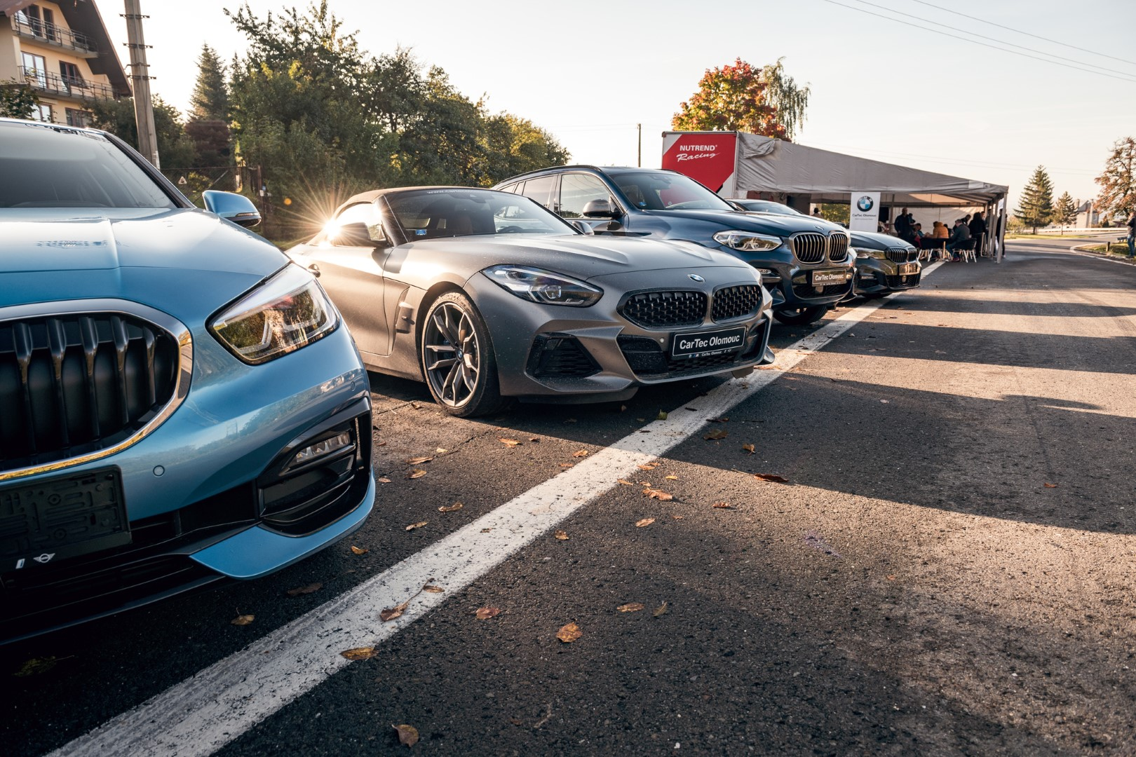 BMW CarTec Grid Challenge 2019