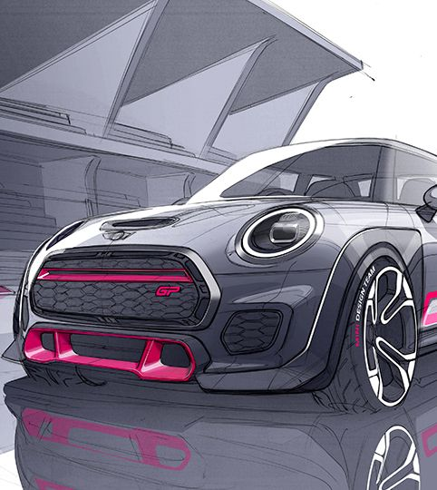 Nové MINI John Cooper Works GP.