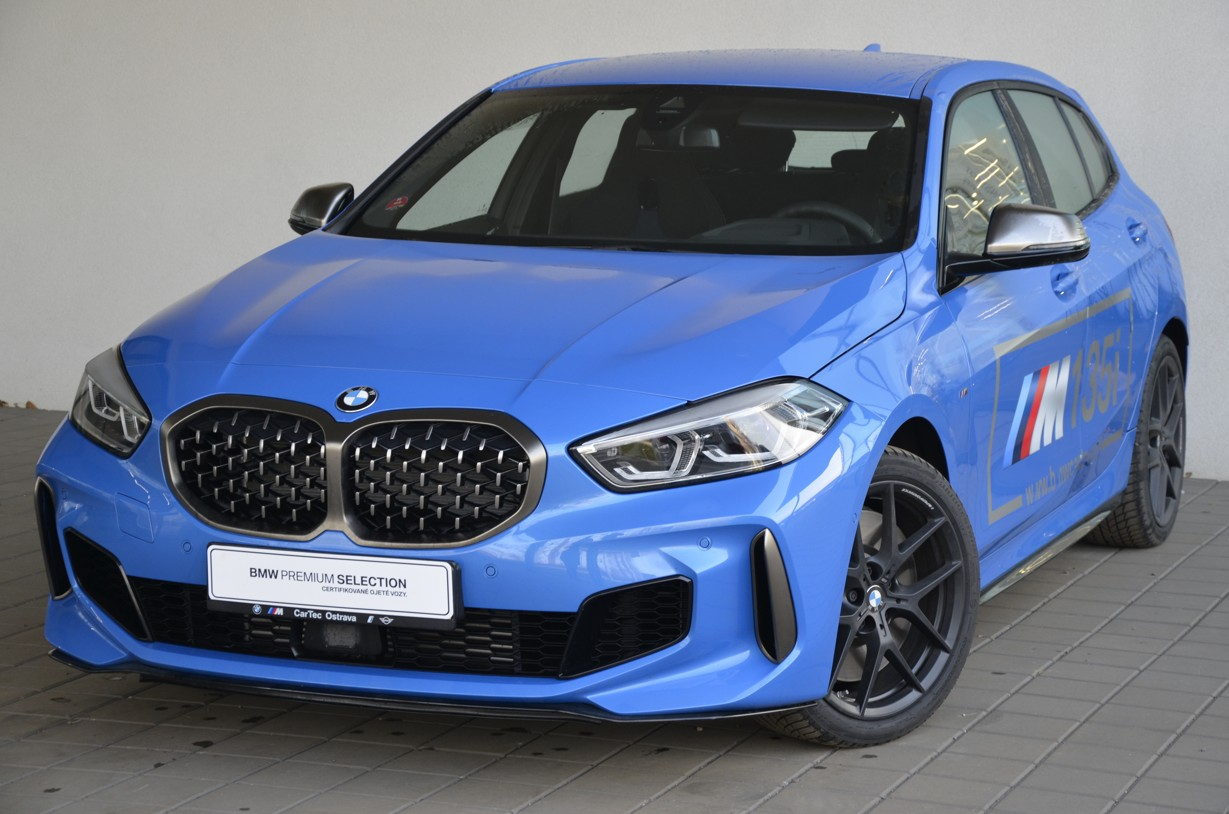 BMW M135i xDrive Hatch 225kw