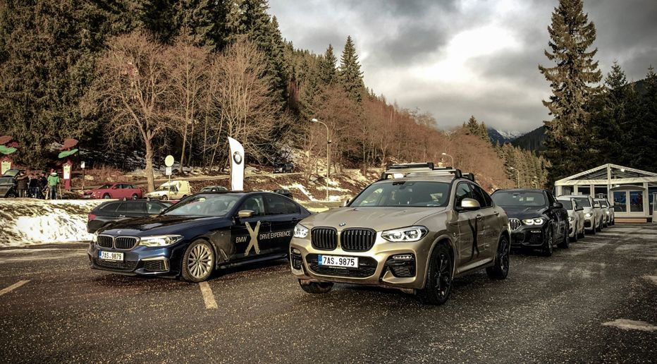 CarTec Group na BMW xDrive Experience 2020