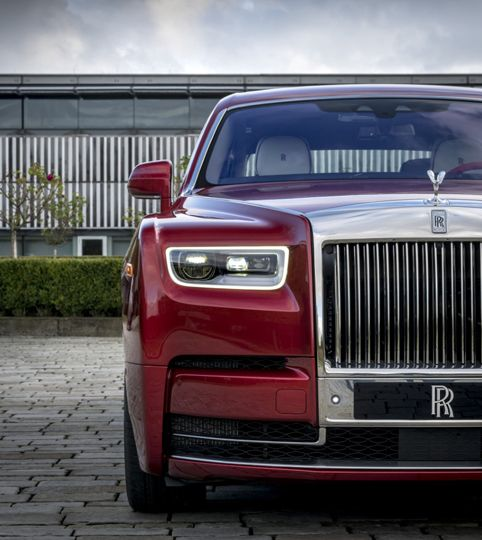 Rolls-Royce | Red Phantom