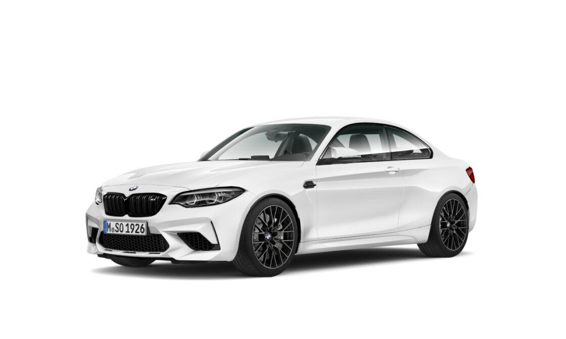 Bmw m2 competition leasing