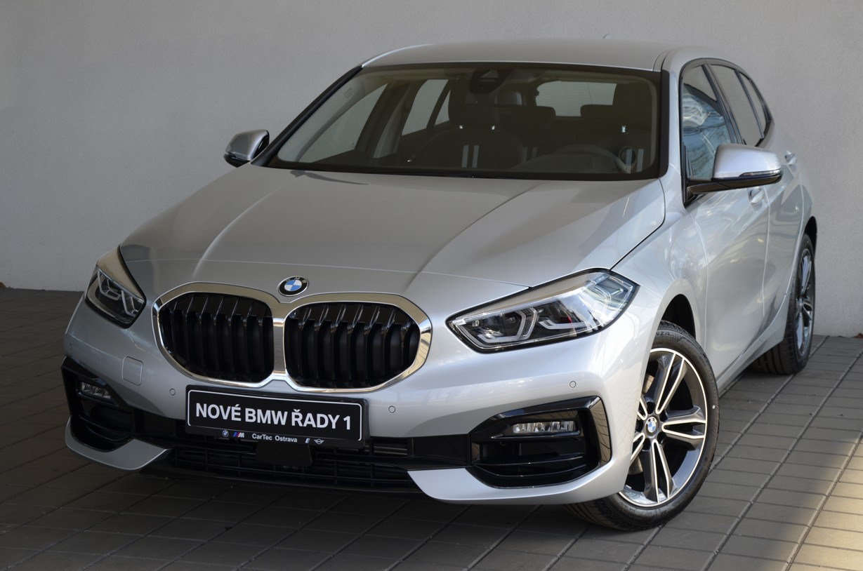 BMW 118i Hatch 103 kW