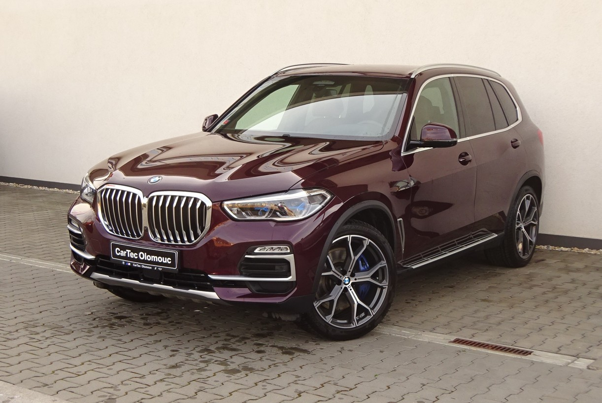 BMW X5 xDrive40i Model xLine