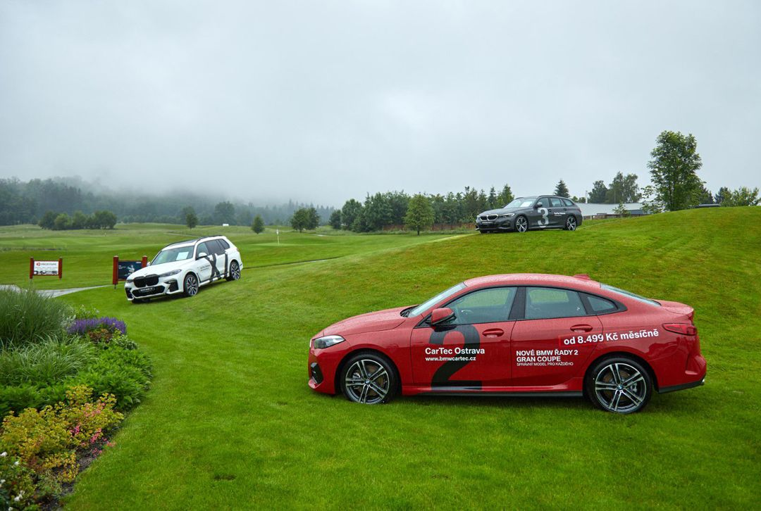 BMW CarTec Golf Cup 2020 | Ostrava