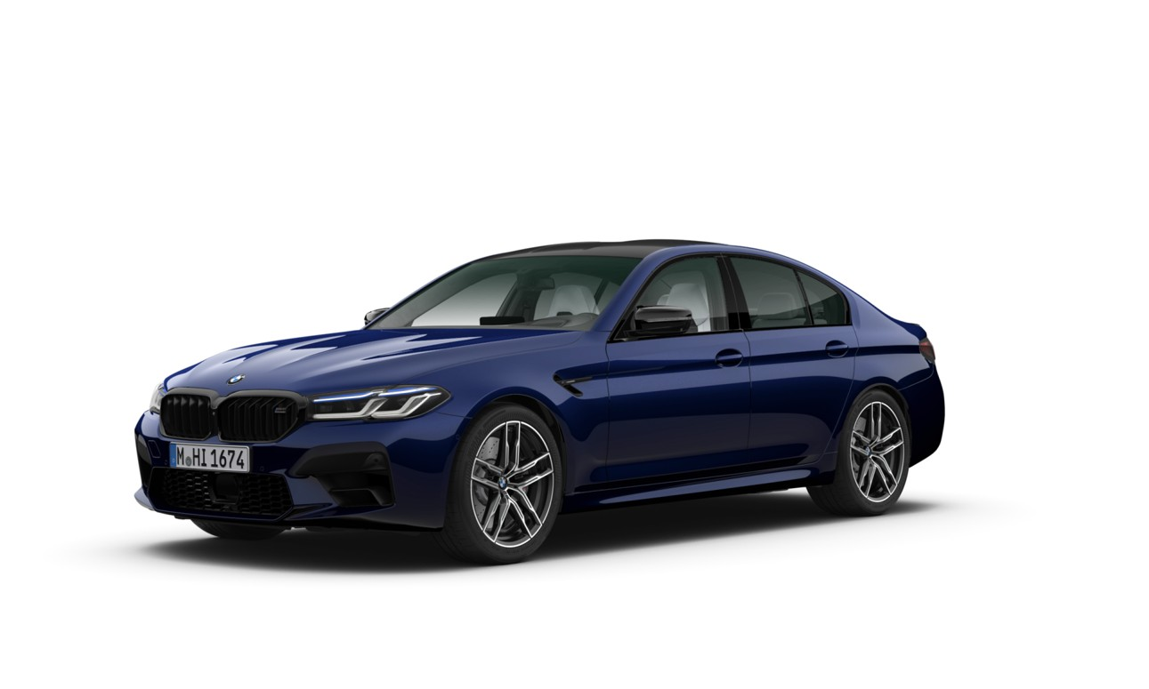 BMW M5 Competition 460 kW