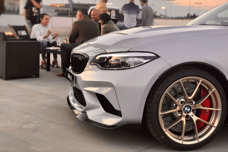 BMW CarTec Grill Party 2020 | Olomouc