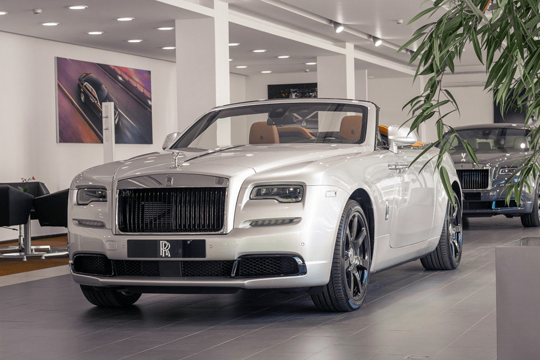 Rolls-Royce Dawn Silver Bullet Collection