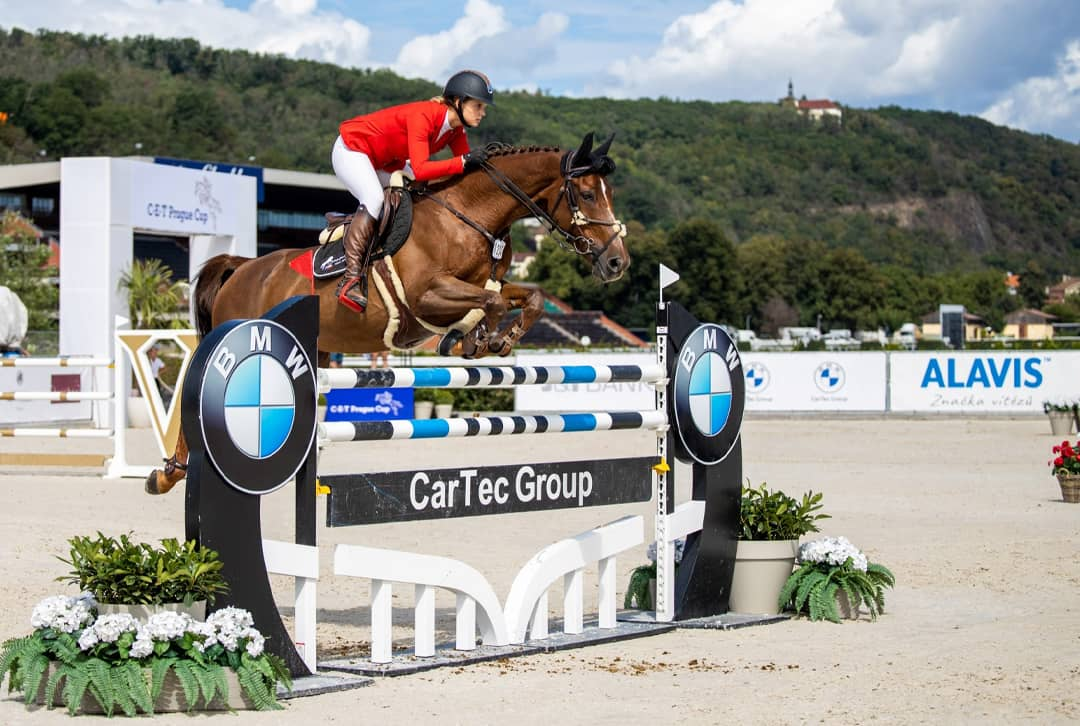 CSIO3* Prague Cup 2020 | CarTec Group