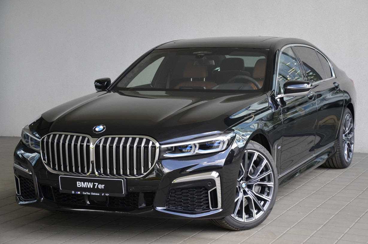 BMW 750Li xDrive Sedan 390 kW