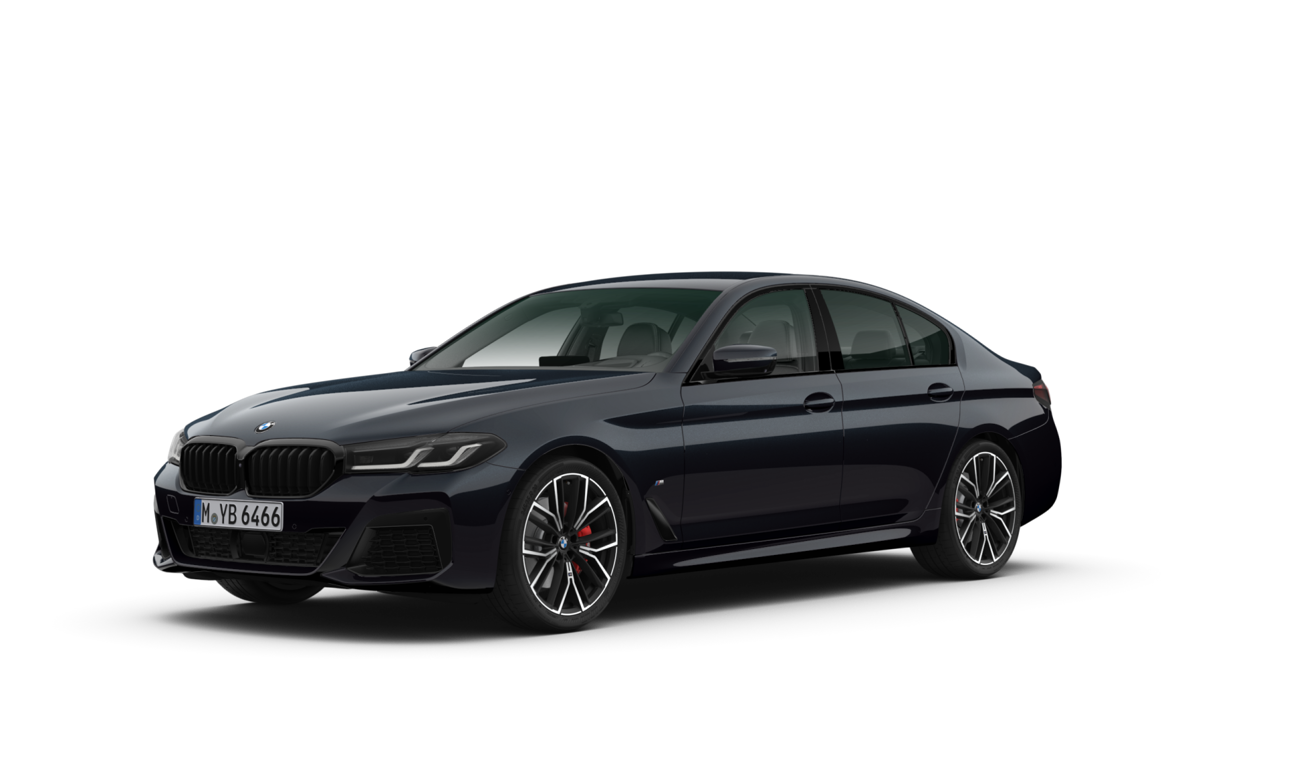 BMW 540i xDrive Sedan 245 kW