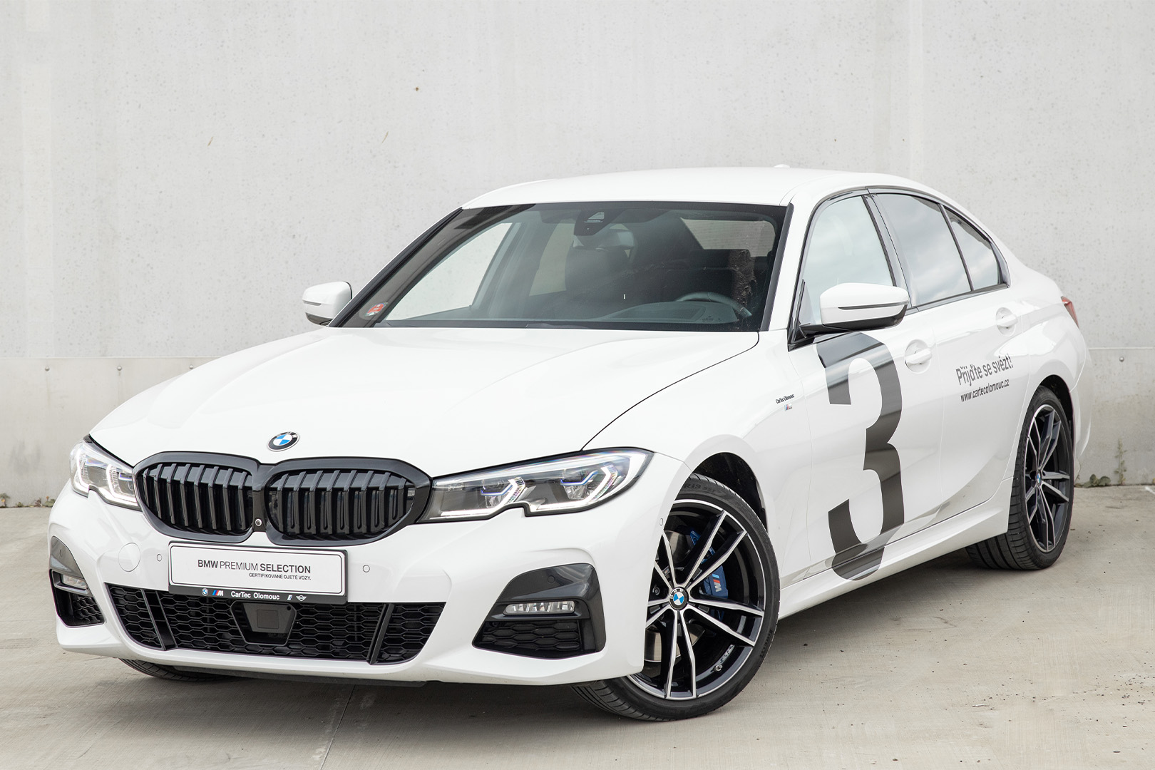 BMW 320d xDrive Limousine Model M Sport