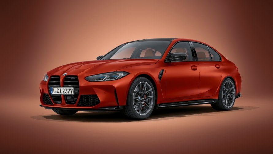 BMW M3 Competition Sedan 375 kW
