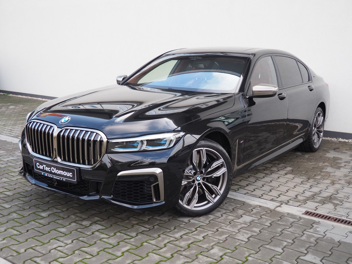 BMW M760Li xDrive Sedan Final Edition
