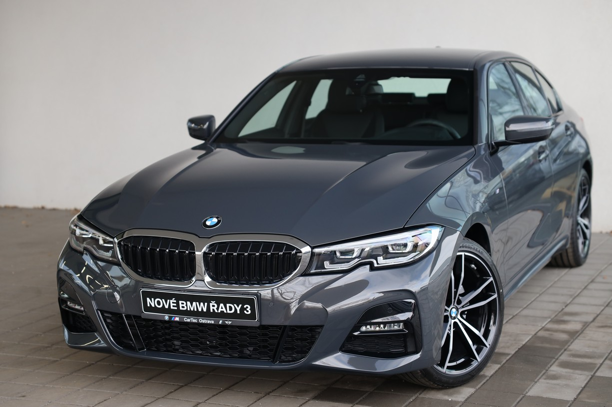 BMW 320d xDrive Sedan 140 kW