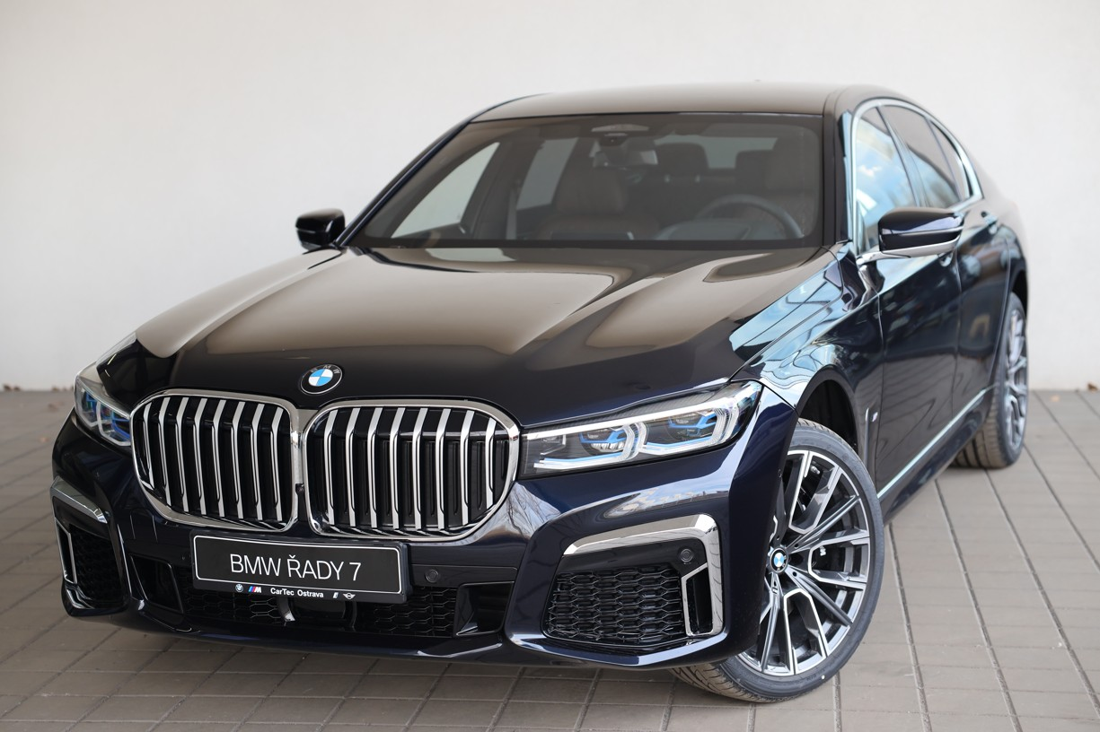 BMW 730d xDrive Sedan, 210kW