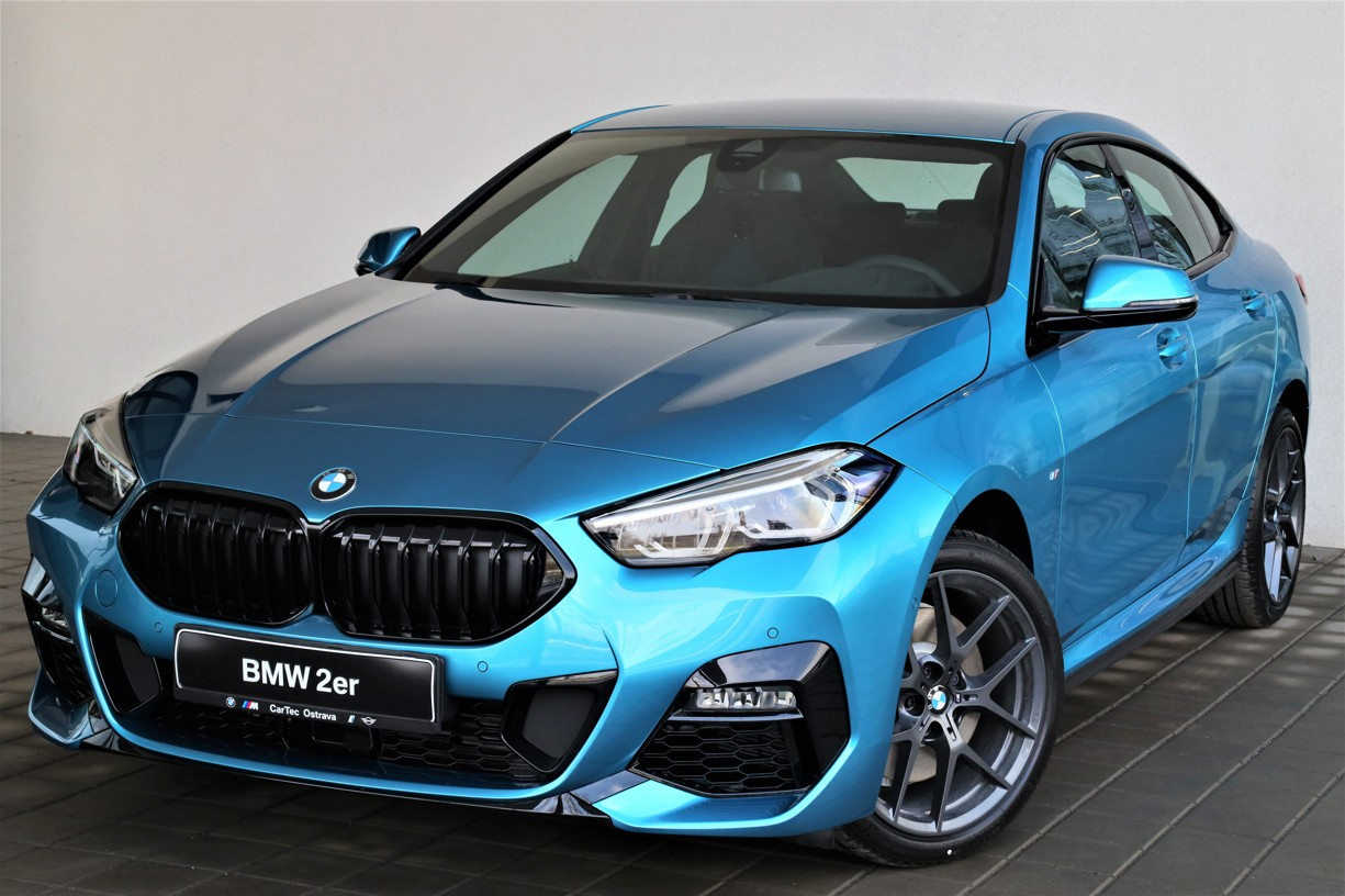 BMW 220i Gran Coupe 131kW