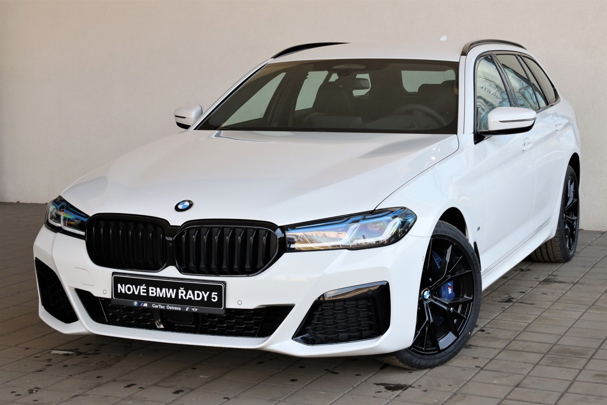 BMW 540d xDrive Touring  250kW