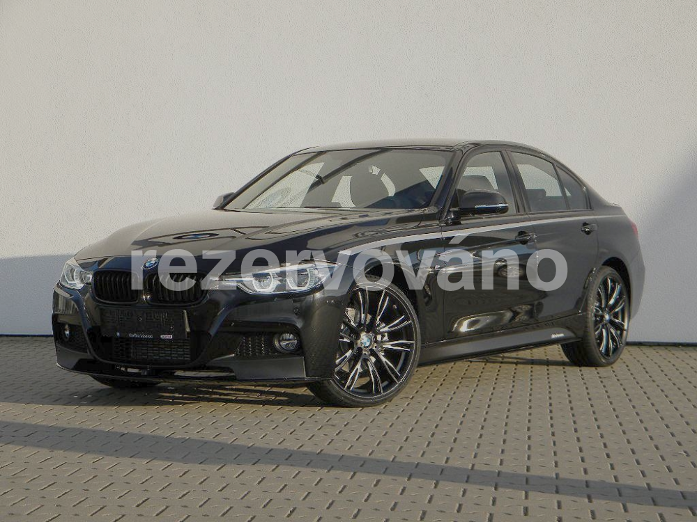 BMW PERFORMANCE PACKET 320d xDrive Limousine